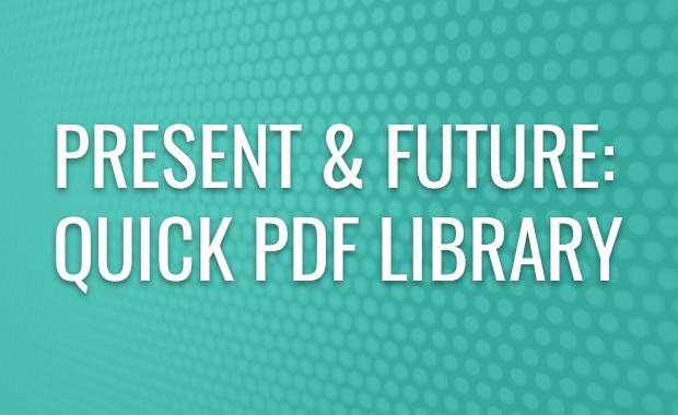 Present and Future of Quick PDF Library