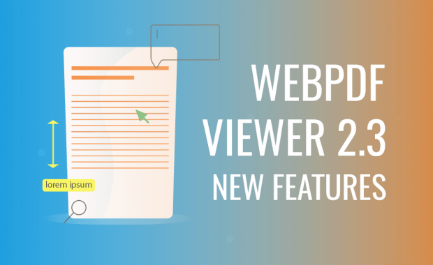 WebPDF Viewer 2.3: New Features