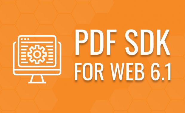 Introducing Foxit PDF SDK for Web 6.1